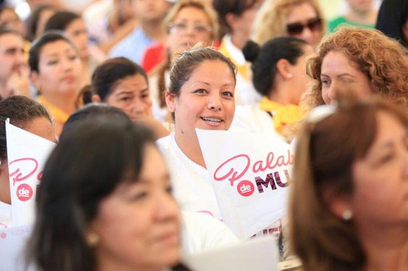 Palabra de Mujer tiene cobertura en todos los municipios con población indígena