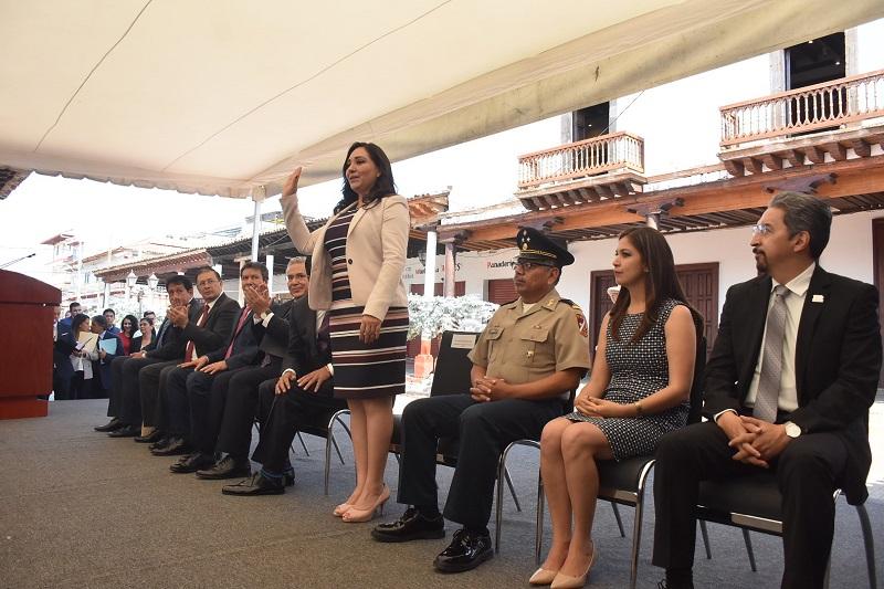 Diputados acuden al CCIII Aniversario de la instalación del Supremo Tribunal de Justicia para la América Mexicana
