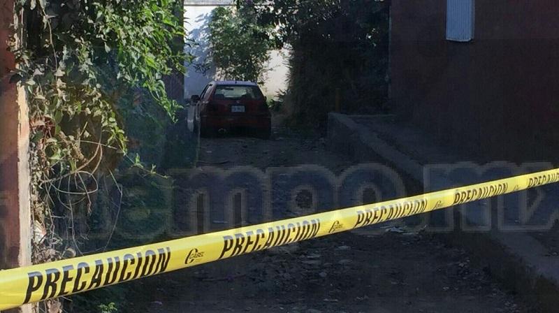 Al respecto se logró saber que minutos después de las 08:00 horas los vecinos de la mencionada calle alertaron a la Policía Michoacán