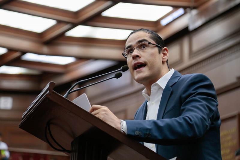 Villegas Soto enfatizó que de aprobarse esta iniciativa garantizaremos que las investigaciones del ministerio público sean imparciales y responsables, alejadas del actuar de consideraciones políticas