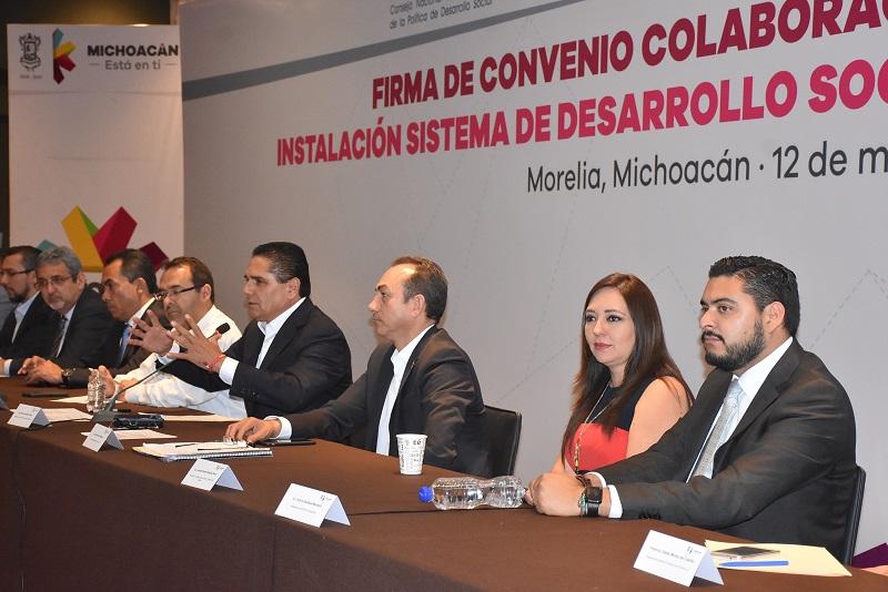 Lo anterior en aras de forjar acuerdos en beneficio de una sociedad que requiere respuestas efectivas a sus principales demandas: Ramírez Bravo