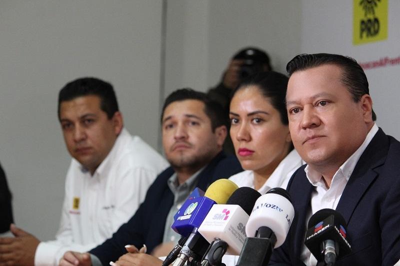 Ya conocemos la postura de quien ha dicho que no irá a ningún debate y nos parece pobre, cavernario y de poca disponibilidad: Martín García Avilés