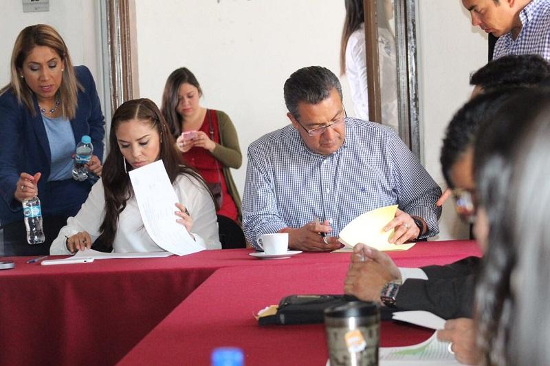 Lázaro Medina reiteró el interés de los legisladores en garantizar la seguridad tanto de periodistas como de defensores de derechos humanos, en el ejercicio de sus actividades, fundamentales para la construcción de una sociedad más justa
