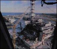 Fig. 2 Accidente Nuclear Chernóbil