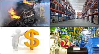 Fig. 12 Impactos en las industrias debido a una gestión de mantenimiento deficiente (accidentes, refaccionamiento inadecuado, descontrol de costos, filosofía de mantenimiento correctivo arraigada)