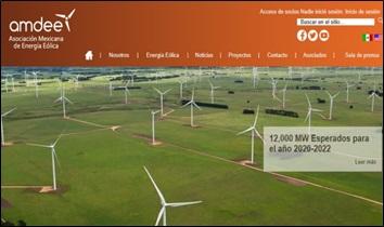 Fig. 14 Desarrollo de los parques eólicos en México