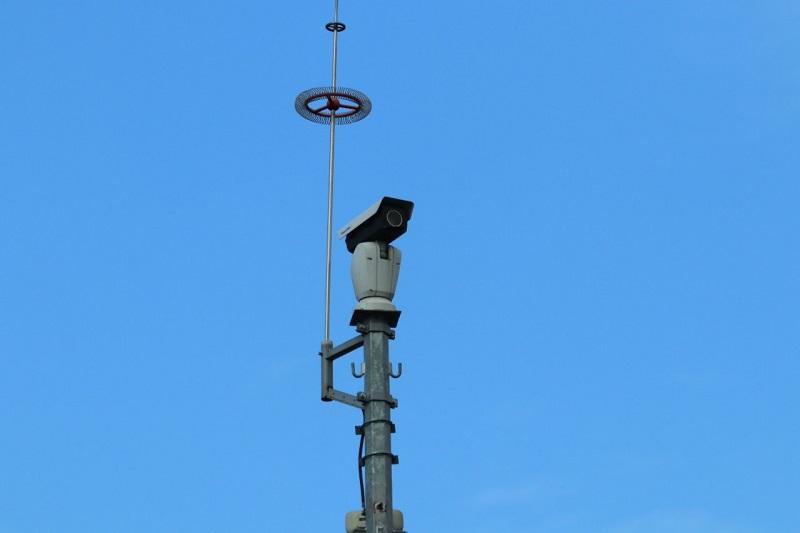 Se contará con cerca de 300 kilómetros de red de fibra óptica conectados a la Red Estatal de Telecomunicaciones