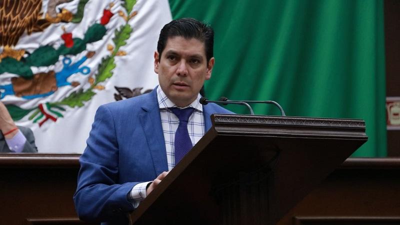 Propone Ernesto Núñez tipificar este delito en el Código Penal del estado y aumentar las penas y sanciones a los responsables