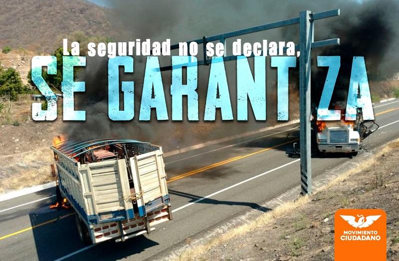 """""""No es normal, y no queremos que se vea como algo cotidiano que ante la acción de la autoridad se incendie el estado"""", remarcó Paredes Andrade"""