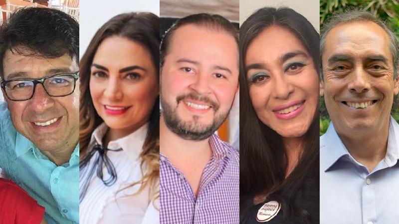 Hasta ahora así van las cosas con los virtuales candidatos a diputados locales por Morelia Noroeste, y, como siempre, en su momento detallaré cuando se presenten novedades