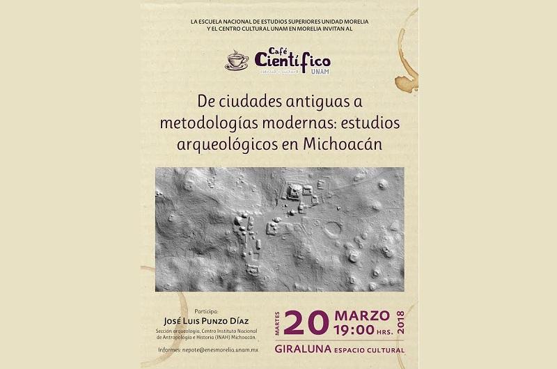 Giraluna espacio cultural será la sede del Café Científico en esta ocasión