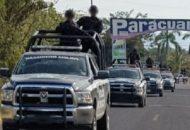 El despliegue policial en la región es permanente, a fin de brindar condiciones de tranquilidad y velar por la seguridad de los michoacanos