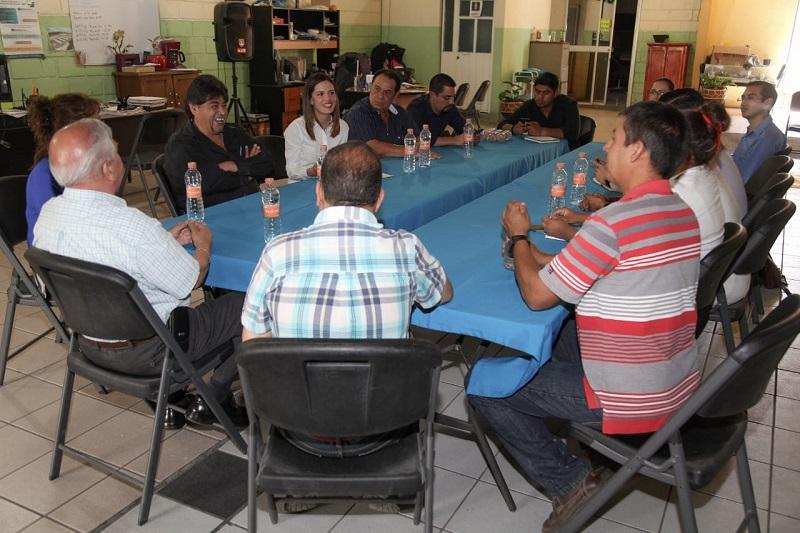 Daniela de los Santos expresó que debe existir una verdadera organización presupuestal y mayor disciplina administrativa para distribuir de manera correcta el presupuesto y que alcance para más proyectos, programas y obras