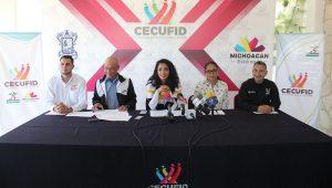 Recorrerá 21 municipios, y la meta es activar a más de 10 mil michoacanos