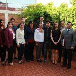 Los jóvenes del concurso verán plasmada su idea el próximo jueves, cuando Calderón Hinojosa, presente ante el pleno del Senado la iniciativa ganadora