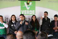 De acuerdo con encuestas de preferencia, Ernesto Núñez percibe al empresario michoacano como una buena opción para la capital del estado