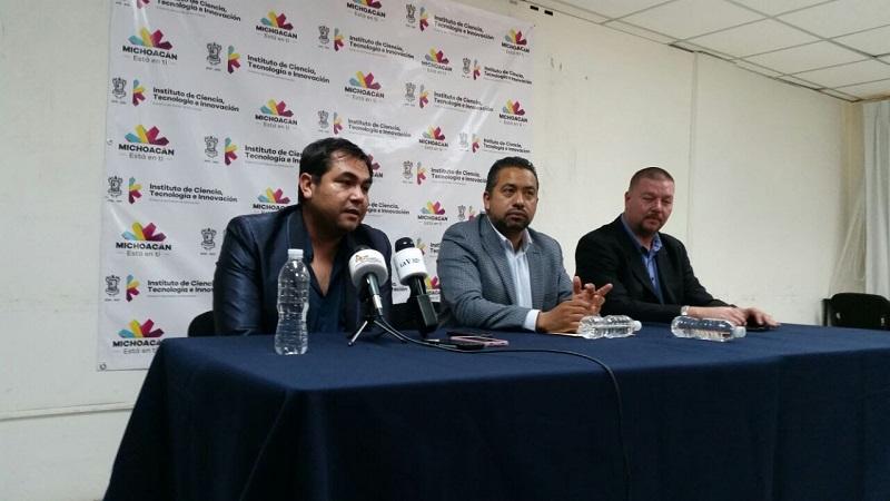 El escaparate tendrá lugar en la capital michoacana el próximo mes de diciembre, bajo la coordinación del ICTI en coordinación con la Red Nacional de Actividades Juveniles de Ciencia y Tecnología
