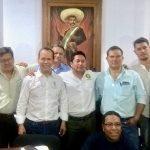Luego de varias horas de negociaciones con líderes de la UNTA, encabezados por Paricutín Rosas, se llegaron a acuerdos que permitirán incentivar a las y los productores de la entidad