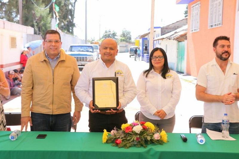 Si bien, la oferta educativa del TEBAM se caracteriza por su calidad educativa y por llegar a los rincones más alejados del estado, contar con infraestructura educativa de calidad contribuye a elevarla: Barragán Vélez