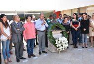 Silva Tejeda destacó el legado de la búsqueda de la justicia social y el deseo de buscar realmente el poder servir a la sociedad, postulados, que aún tienen vigencia en el priismo michoacano, reconoció el líder del tricolor