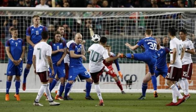 El próximo martes, en sus segundos compromisos de la fecha FIFA, México enfrentará a Croacia, mientras Islandia jugará frente a Perú