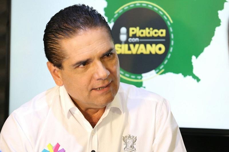 Aureoles Conejo dio los pormenores del trabajo que de manera transversal se realiza en la administración estatal