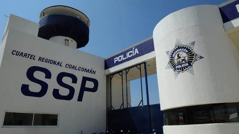 Con el despliegue policial en estas demarcaciones del territorio michoacano se brindará atención en materia de seguridad a cerca de 80 mil habitantes