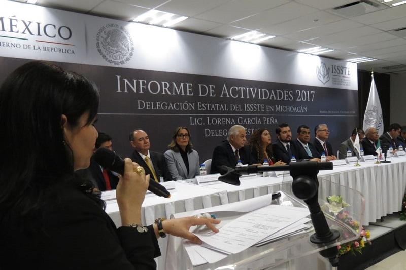 Se anuncia Casa de Día para jubilados y pensionados del ISSSTE en el estado