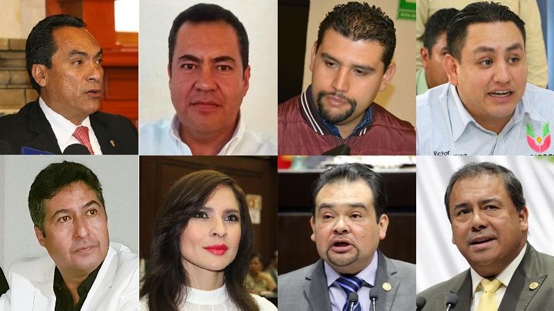 """De esta forma, se van delineando los nombres de aquellos que contenderán representando al PRD y a la coalición """"Por Michoacán al Frente"""" en las próximas elecciones en Michoacán"""