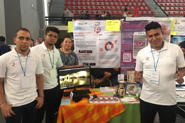 Infomatrix fue organizado por la Sociedad Latinoamericana de Ciencia y Tecnología Aplicada, en coordinación con el International Informatics Project Competition y la Organización Iberoamericana de Ciencias