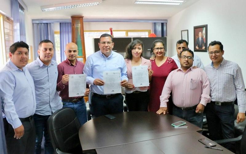Desde los órganos directivos de TEBAM se respeta, garantiza y promueven los derechos humanos: Barragán Vélez