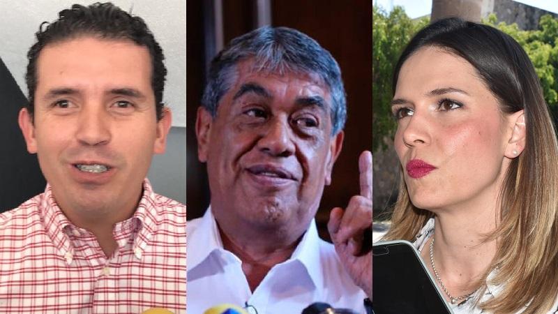 Mario Tzintzun se equivocó y a ver cómo le hace Daniela de los Santos para remediar el daño, algo que en teoría le debería corresponder al flamante delegado nacional del PRI para Morelia, Marco Polo Aguirre