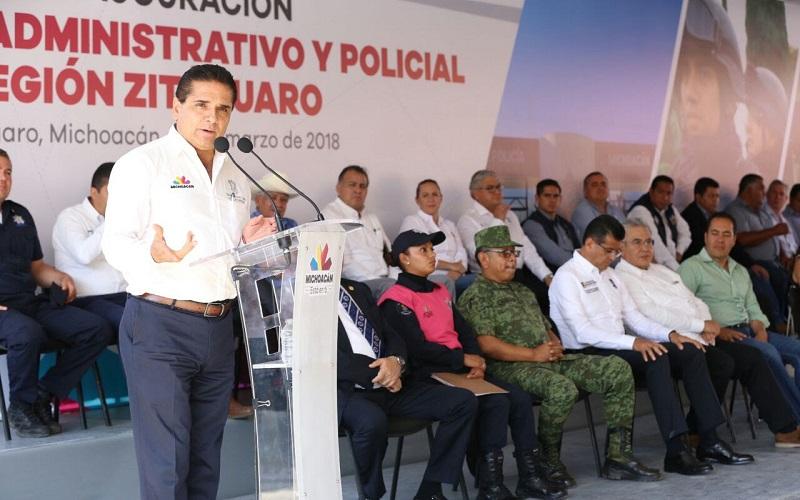 Este municipio es de los que mayores avances en combate a delitos observa y como resultado, 25 nuevas empresas se han instalado en los últimos dos años, destaca el alcalde Carlos Herrera