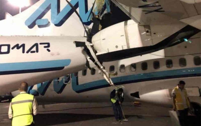 Aeromar estimó que habrá afectaciones en vuelos a Morelia y Ciudad Victoria, al contar con una unidad menos, pero adelantó que tomarán medidas compensatorias a sus clientes