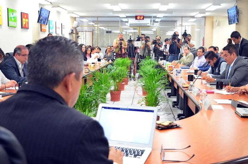 Se abordaron temas centrales y avances en los trabajos realizados para el Proceso Electoral 2018