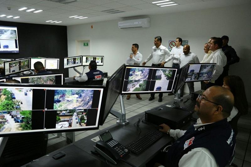 Con acciones concretas se brinda atención en materia de seguridad a 47 municipios que conforman las regiones de Huetamo, Jiquilpan, Coalcomán, Apatzingán y Zitácuaro