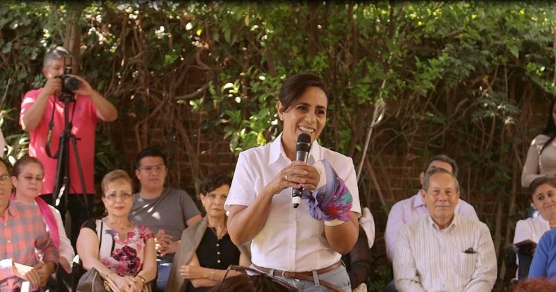 Ofrece su experiencia, capacidad de gestión, espíritu de servicio y sus valores para conseguir recursos para la ciudad de Morelia
