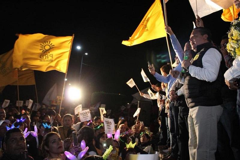 Martín García Avilés también indicó que el estado y el país viven un momento especial, ya que los partidos políticos dejaron atrás la agenda partidista para poner por delante las necesidades de los ciudadanos