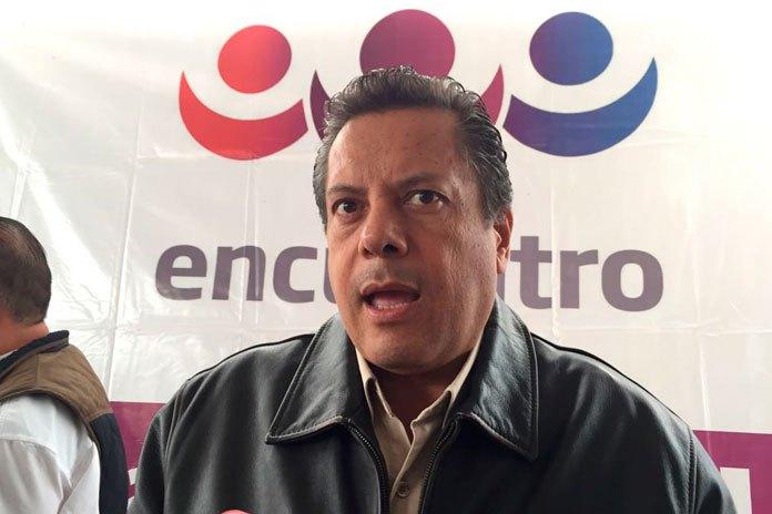 Es totalmente equivocada la versión de que el candidato de Morena a la presidencia municipal de Morelia, Raúl Morón Orozco, sea también el candidato del PES: Valdespino García