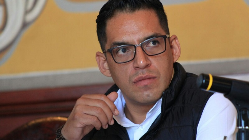 Osvaldo Ruiz Ramírez votó en contra de la entrega de la Presea Generalísimo Morelos a quien fuera gobernador de Michoacán