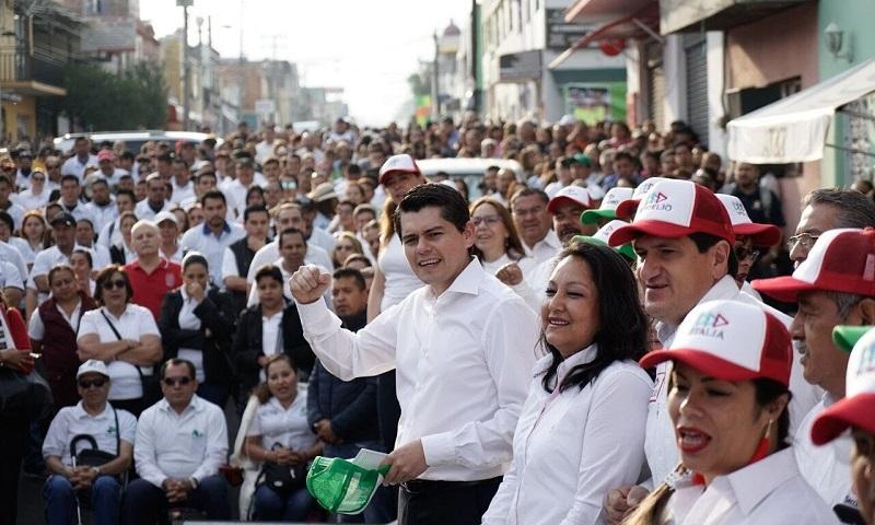 El día de hoy, la Federación de Sindicatos de los Trabajadores al Servicio del Estado, que cuenta con 32 sindicatos en el Estado de Michoacán, suma su apoyo a la campaña de Antonio Ixtláhuac