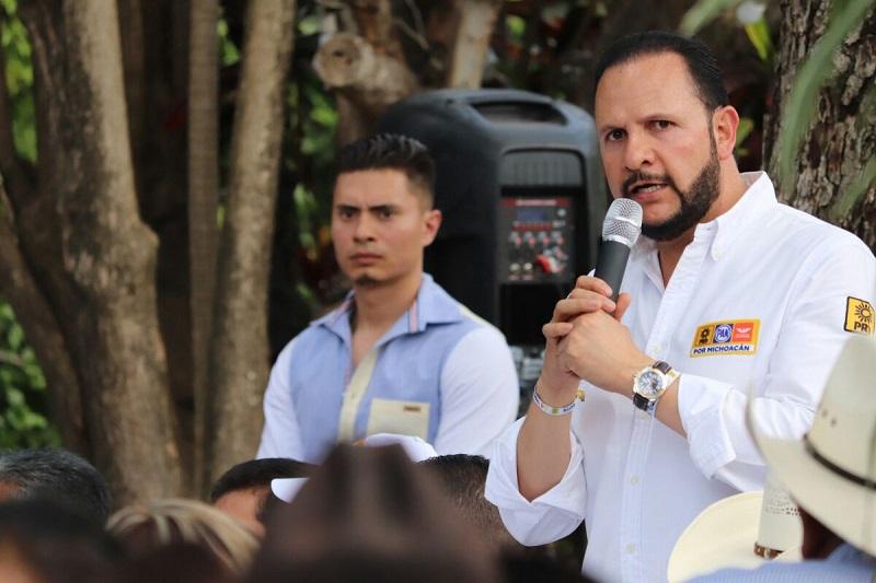 Mauricio Prieto subrayó que esta fecha, es un motivo de reflexión para revisar lo que hace falta y para escuchar a la ciudadanía que hoy saldrá a las calles a marchar