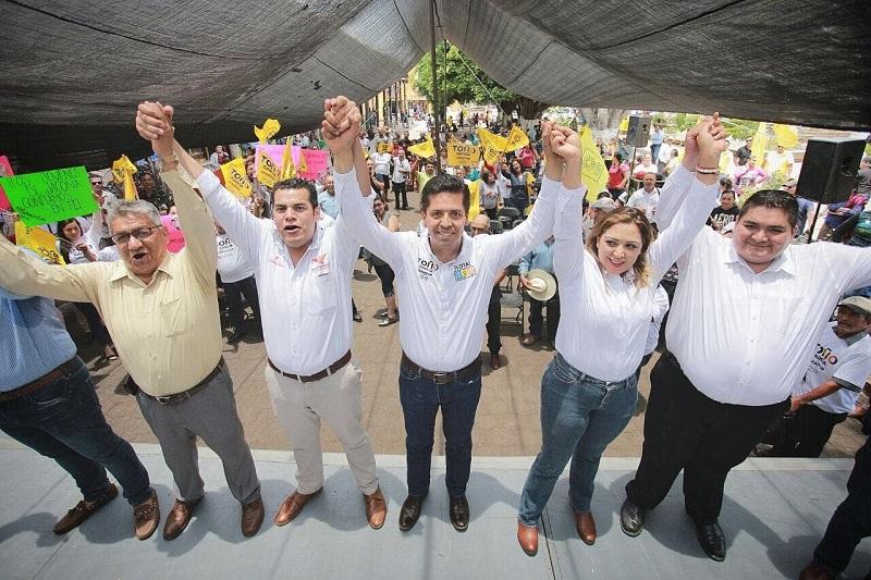 Insiste Toño García en implementar una reforma a la Ley de Coordinación Fiscal, en respaldo de los estados y municipios