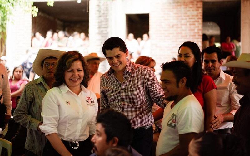 Toño Ixtláhuac convocó a que desde las localidades, tenencias y municipios, se difundan las propuestas de su campaña, para cambiar la forma de hacer política