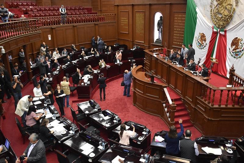La Auditoría Superior de Michoacán procederá a fincar responsabilidades correspondientes, a los servidores públicos de los Ayuntamientos que omitieron la presentación de la Cuenta Pública correspondiente al Ejercicio Fiscal 2016, o la presentaron fuera de tiempo