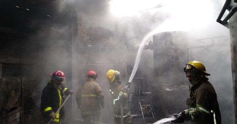 Gracias a la rápida intención de la ABEM, Protección Civil de Paracho, Rescate de Paracho, Tránsito Municipal de Paracho, Policía Michoacán y Brigada Voluntaria Forestal, se evitó que se propagara el incendio