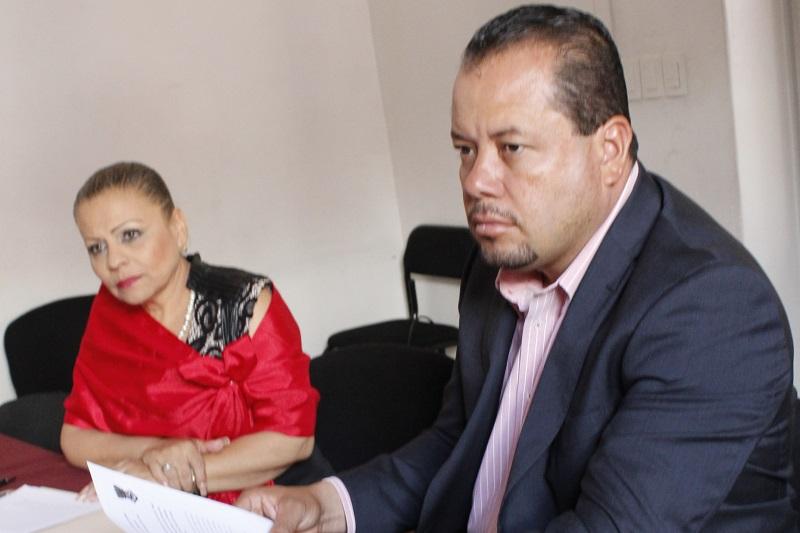 Durante la reunión de comisión, Figueroa Gómez informó que se revisó la tarjeta informativa derivada del informe sobre los Centros de Reclusión de baja capacidad en la República Mexicana