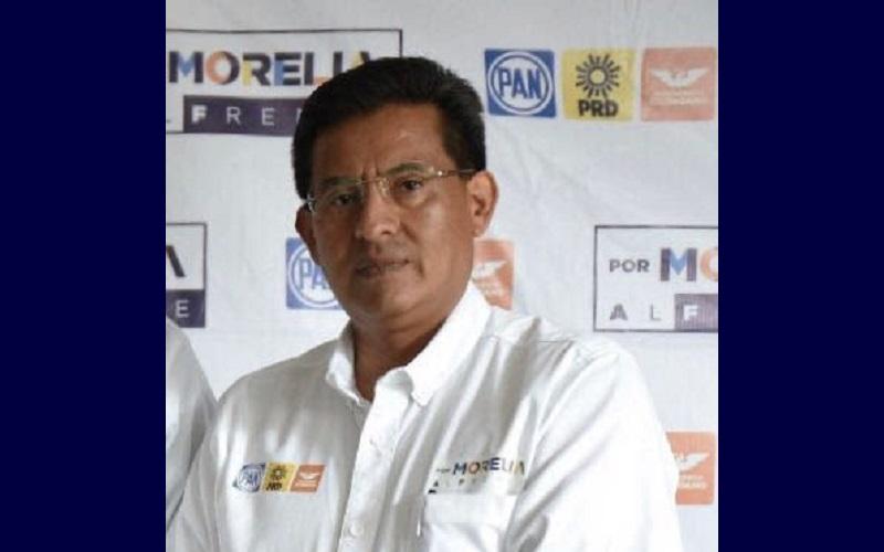 """La fuerza de la candidatura común """"Por Morelia al Frente"""", encabezada por Carlos Quintana Martínez, es poderosa, competitiva y ganadora: Chávez Zavala"""