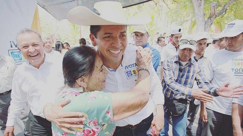 Fortalecer a la Policía Michoacán, otro compromiso del abanderado de PRD, PAN y MC