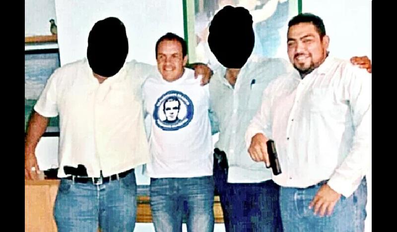 García Tijero está acusado del delito de homicidio y de intentar sepultar de manera clandestina a la víctima en un paraje de Puerto Marqués en Guerrero